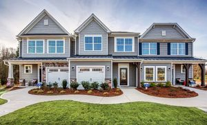 homes in Attenborough Townhomes by Eastwood Homes