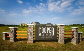 homes in Cooper Estates by Eastwood Homes