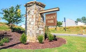 homes in Legacy Park by Eastwood Homes