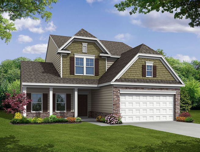 9608 Corby Court (Raleigh II)
