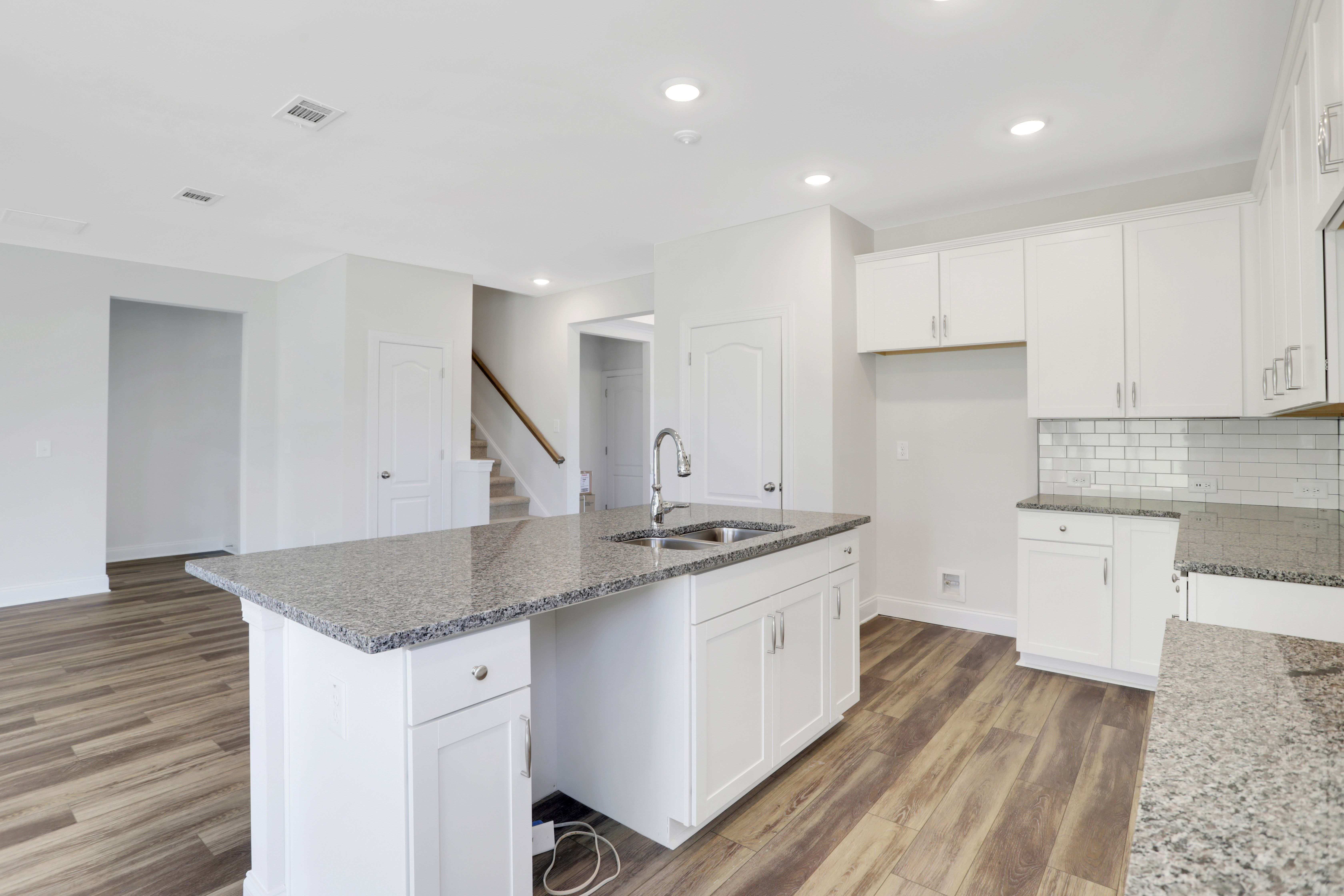 Kitchen featured in the Raleigh By Eastwood Homes in Atlanta, GA