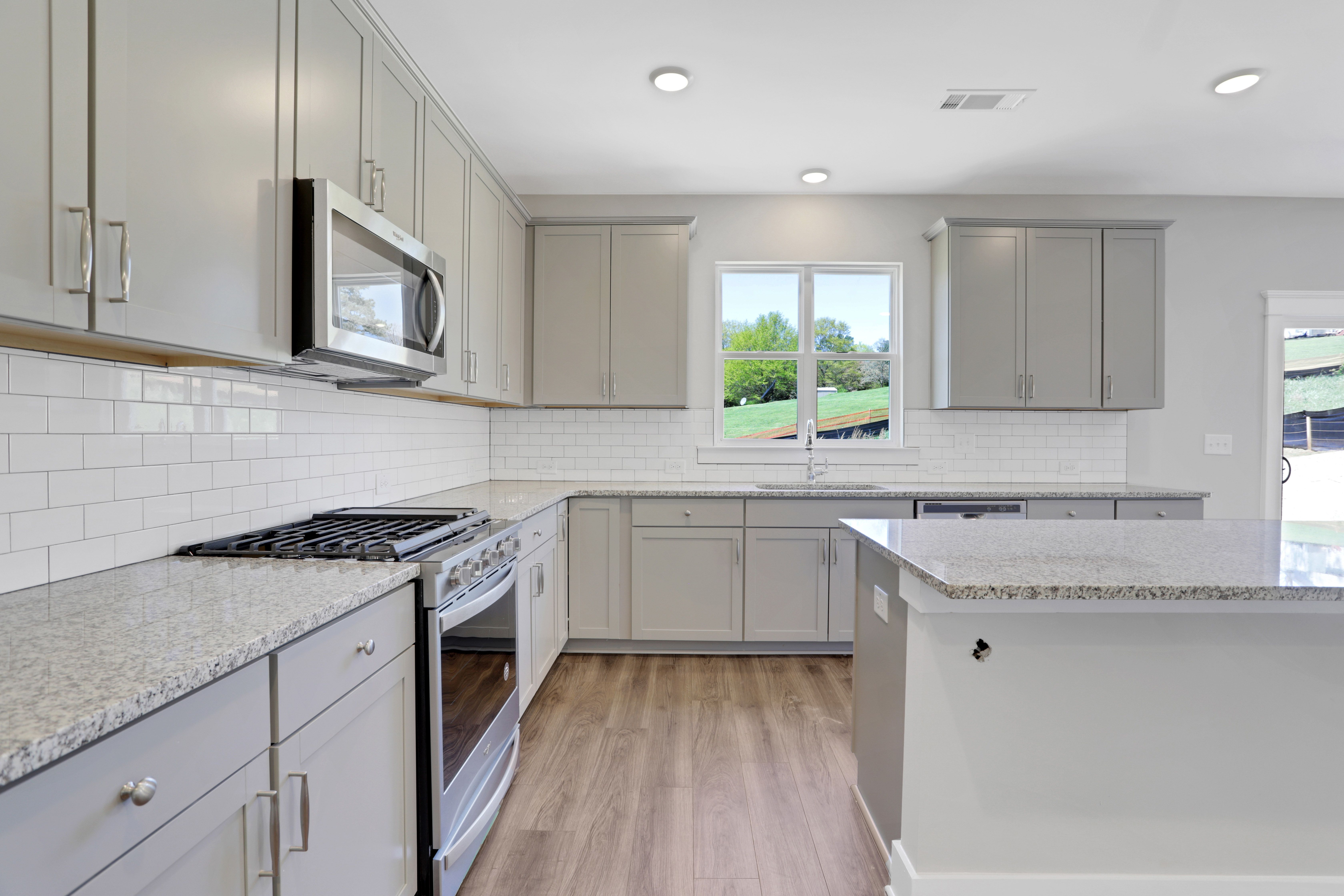 Kitchen featured in the Hamilton By Eastwood Homes in Atlanta, GA
