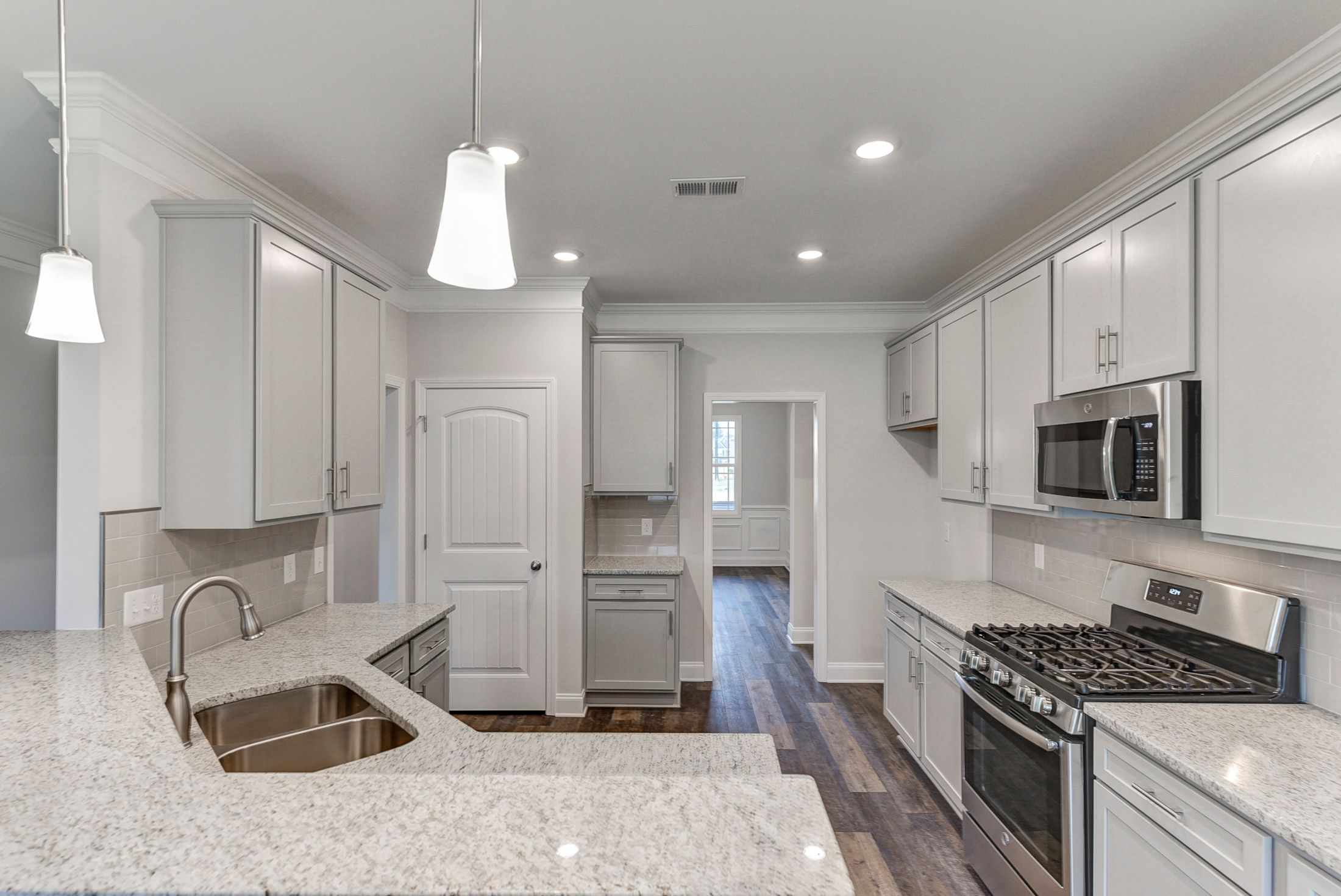 Kitchen featured in the Caldwell By Eastwood Homes in Columbia, SC
