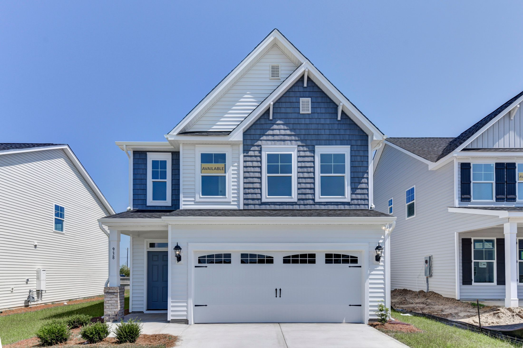 Exterior featured in the Arlington By Eastwood Homes in Columbia, SC