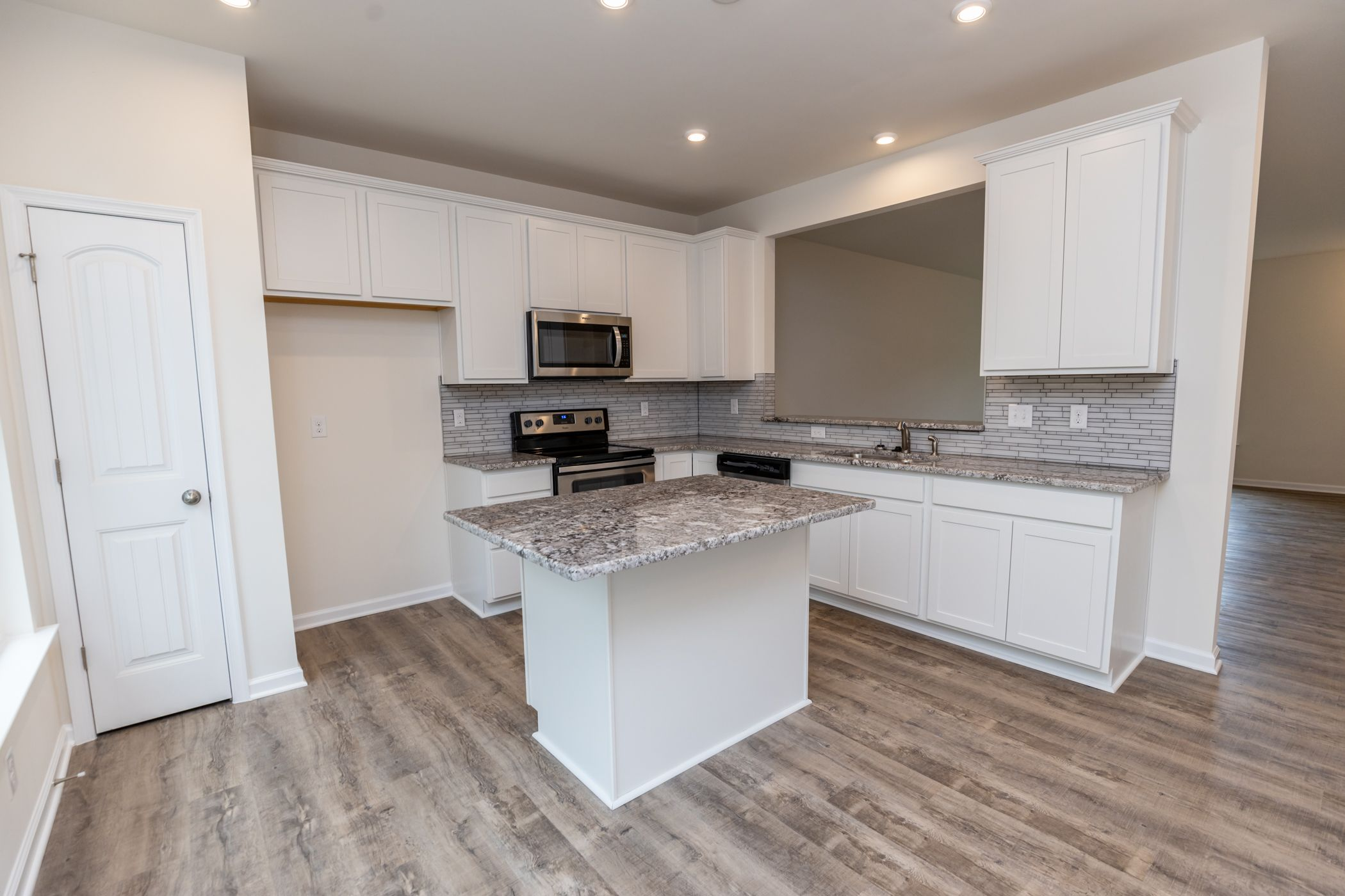 Kitchen featured in the Morganton By Eastwood Homes in Richmond-Petersburg, VA