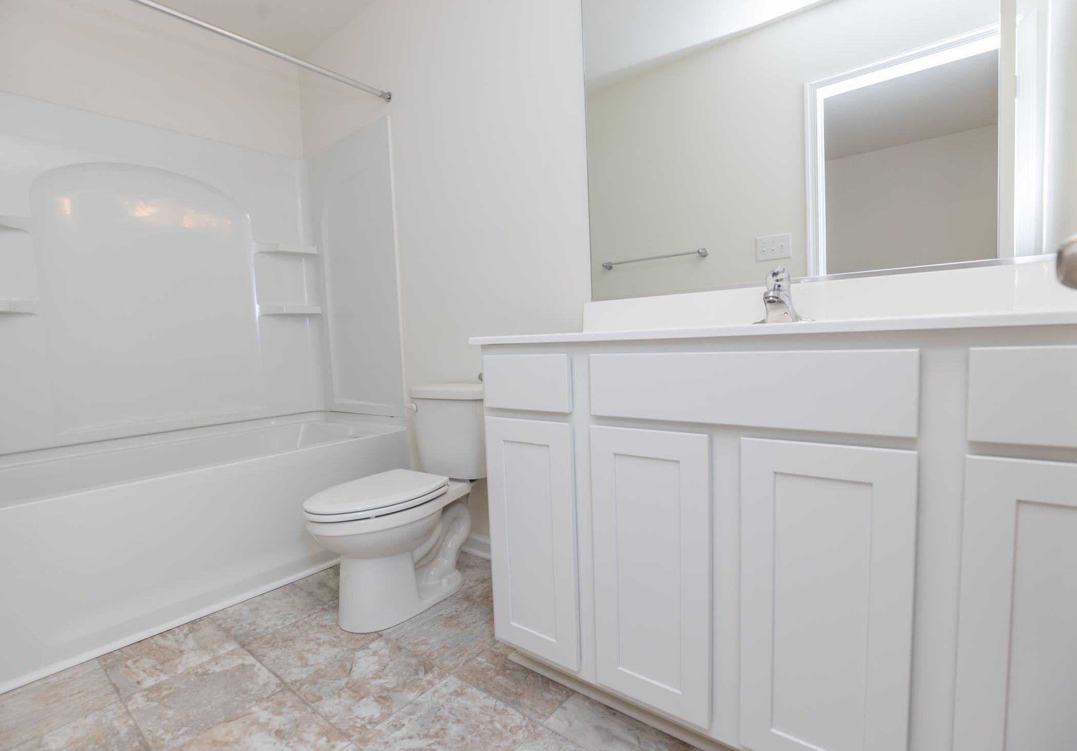 Bathroom featured in the Morganton By Eastwood Homes in Richmond-Petersburg, VA