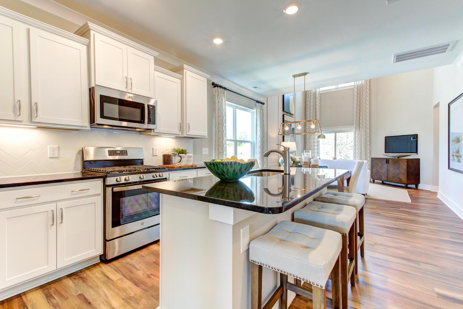 'Highland Park Townhomes' by Raleigh in Raleigh-Durham-Chapel Hill