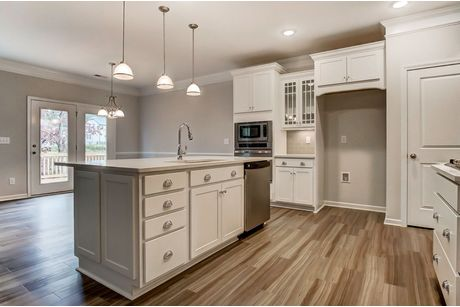 Kitchen-in-Caldwell-at-Somerset at Autumn Cove-in-Lake Wylie