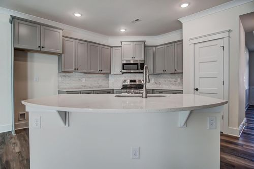 Kitchen-in-Norman-at-Savannah Townhomes-in-Charlotte