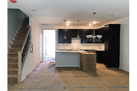 Kitchen-in-Bristol-at-The Village at Adams Mill Townhomes-in-Simpsonville