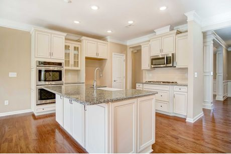 Kitchen-in-Caldwell-at-Robinson Oaks-in-Gastonia