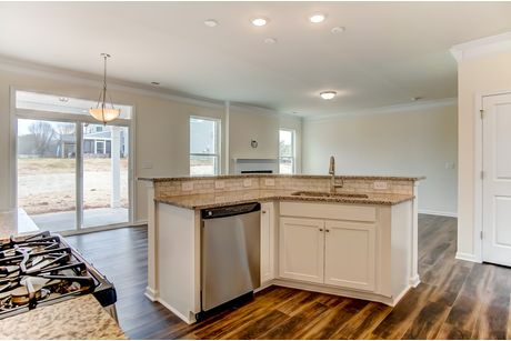 Kitchen-in-Newberry-at-Briargate-in-Mooresville
