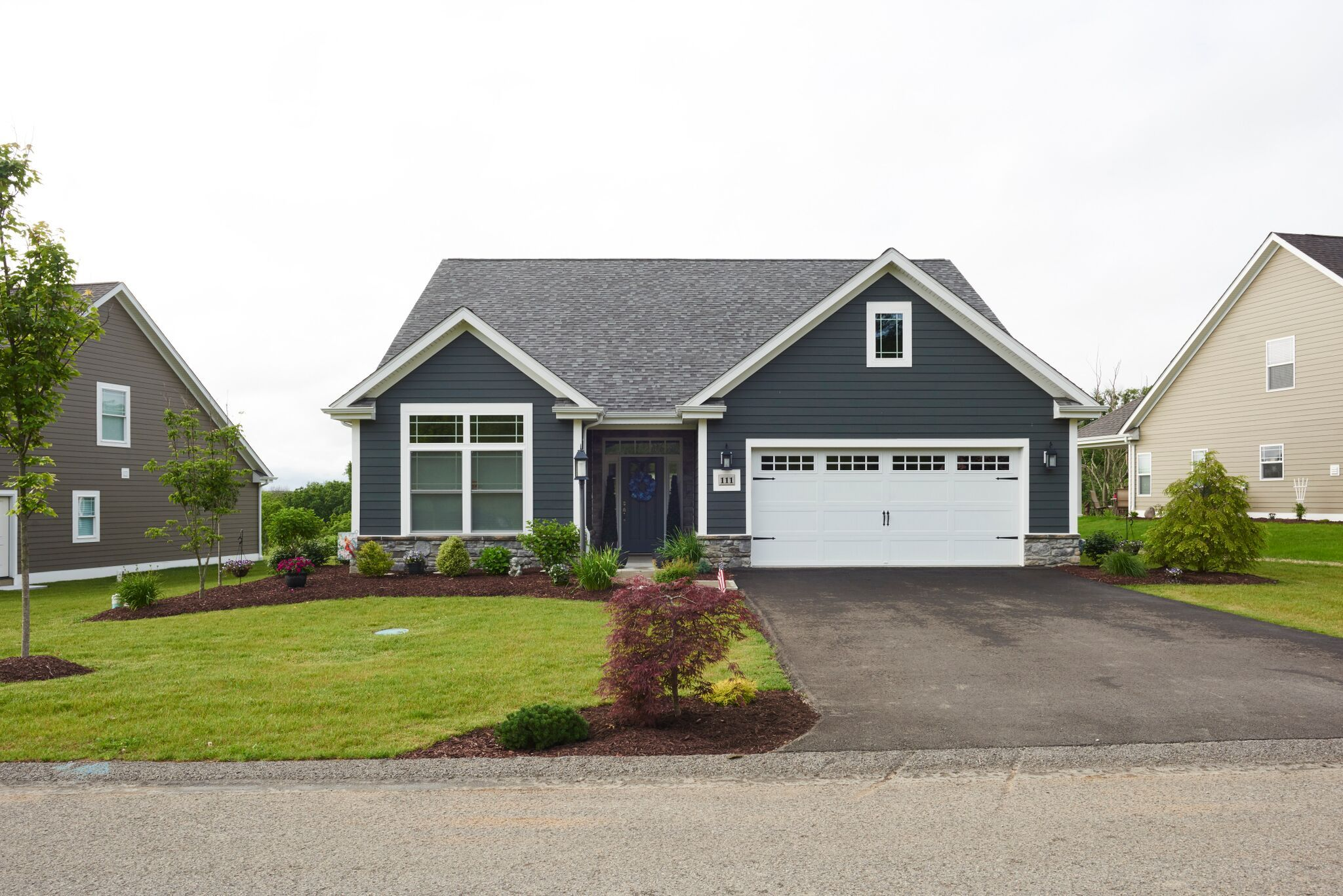Sherwood Pond In Mcmurray Pa New Homes Amp Floor Plans By