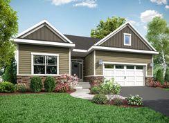 Baywood - Sherwood Pond: Canonsburg, Pennsylvania - Eddy Homes