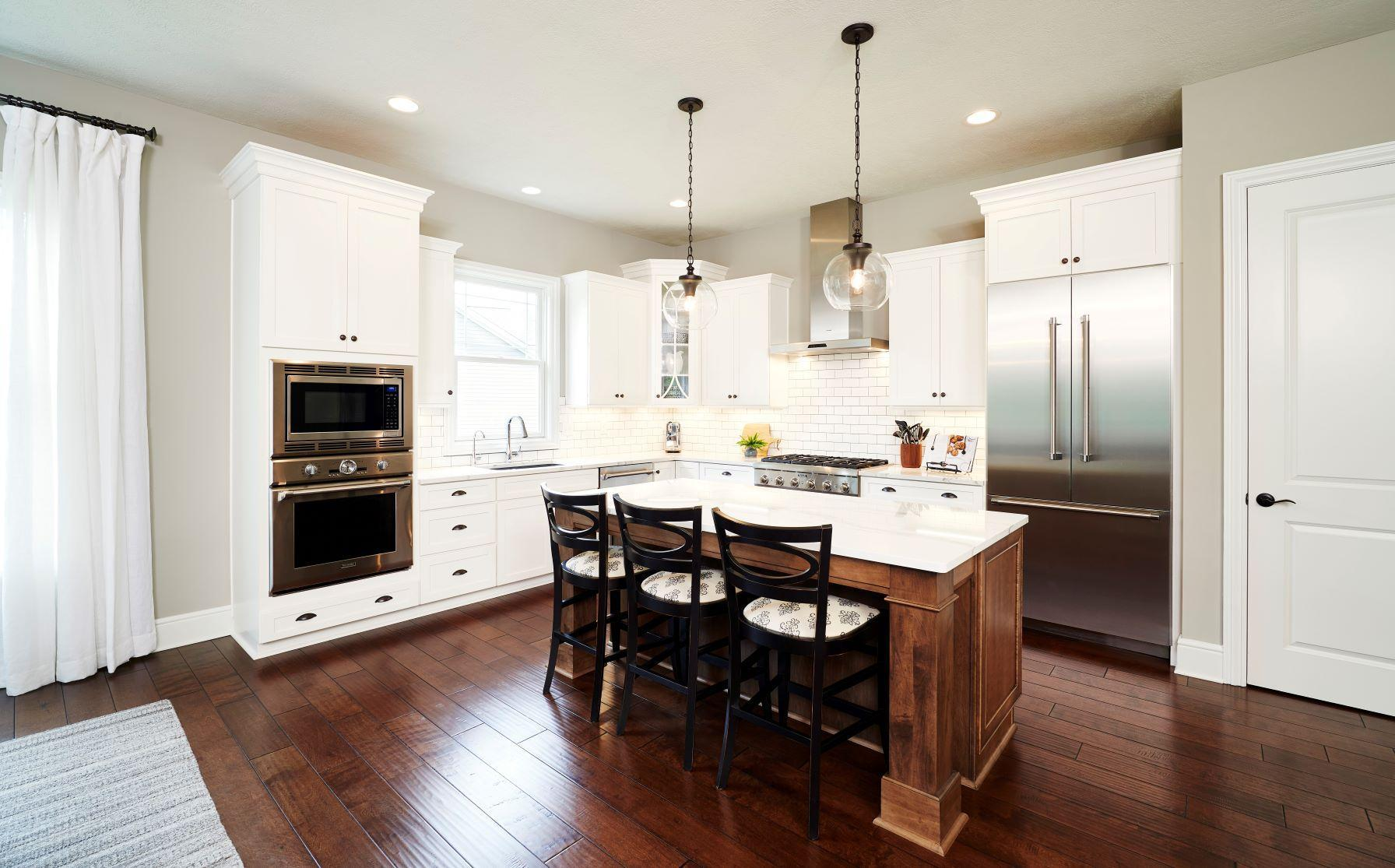 Kitchen featured in the Victoria By Eddy Homes in Pittsburgh, PA