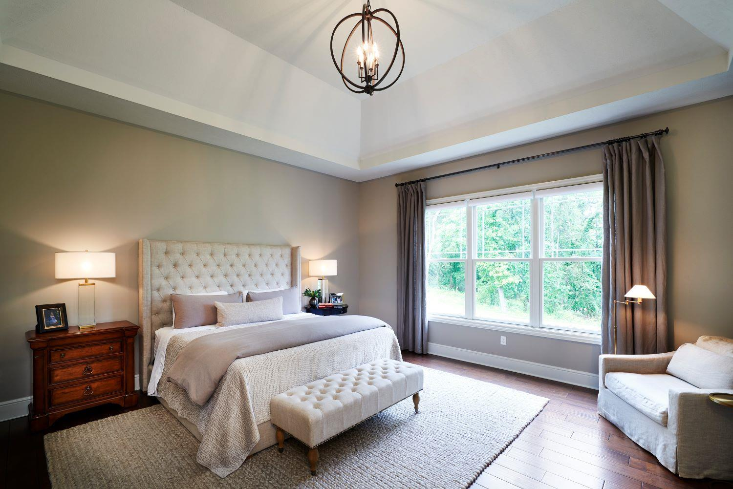 Bedroom featured in the Victoria By Eddy Homes in Pittsburgh, PA