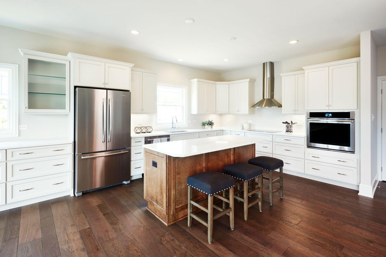 Kitchen featured in the Baywood By Eddy Homes in Pittsburgh, PA