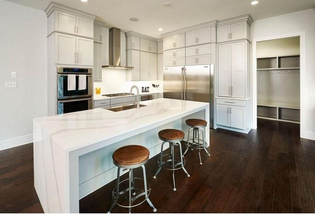 Kitchen featured in the Bowmore By Eddy Homes in Pittsburgh, PA