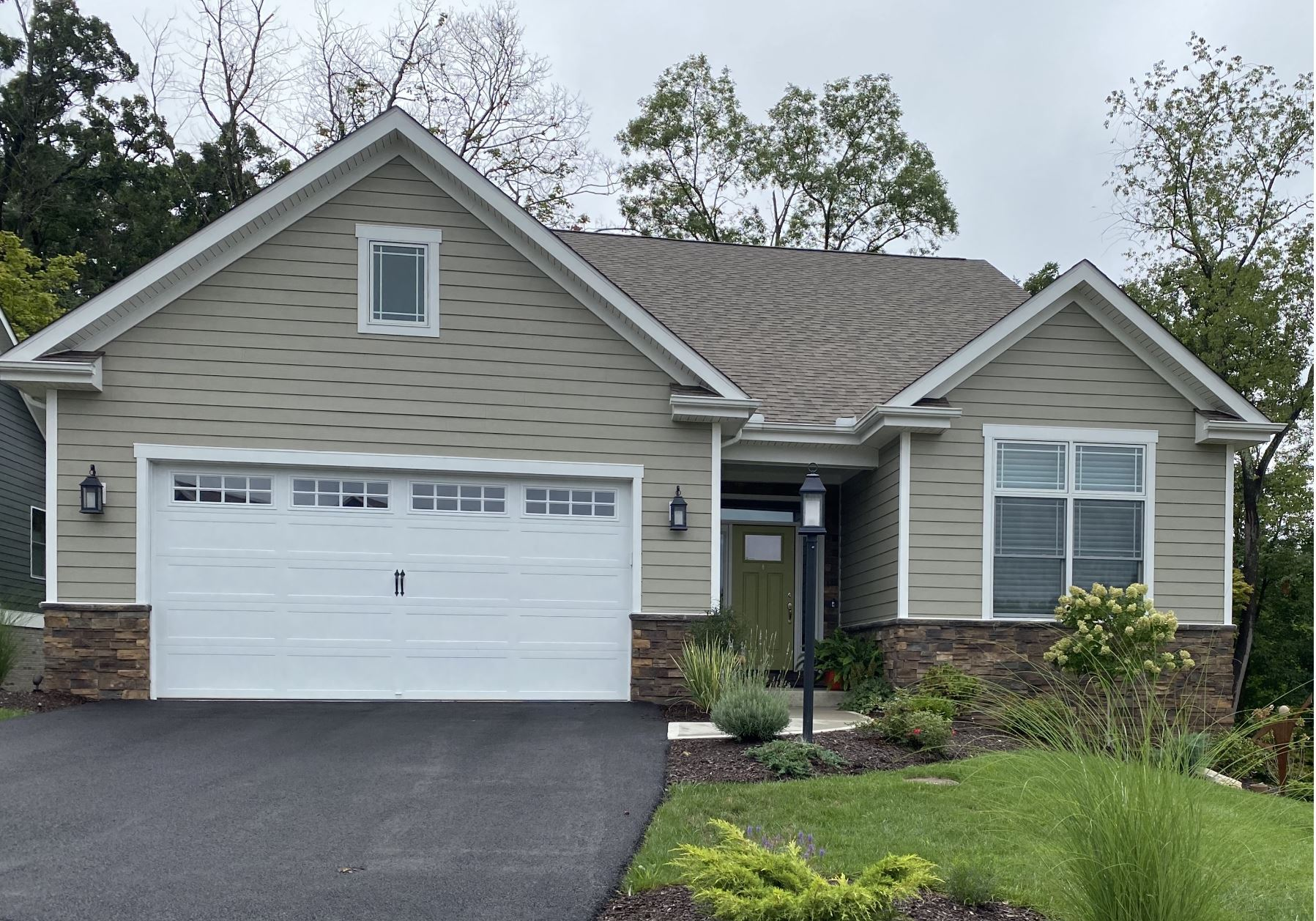 Exterior featured in the Baywood By Eddy Homes in Pittsburgh, PA