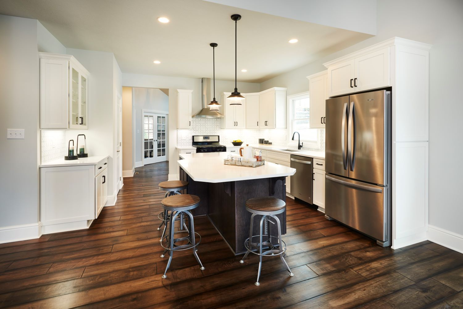 Kitchen featured in the Petersburg By Eddy Homes in Pittsburgh, PA