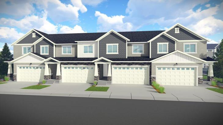 Townhome Type B Inner:Elevation A