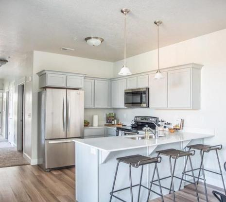 EDGEhomes:Lakefront at Vineyard Town Center
