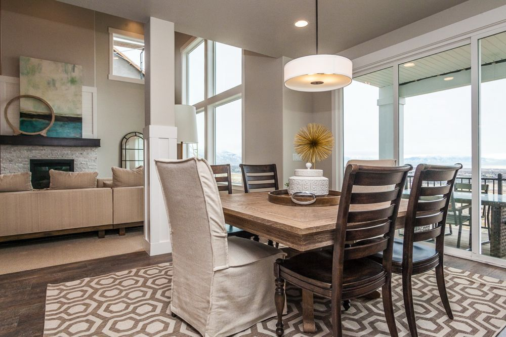 Living Area featured in the Vincent - Two Story By EDGEhomes in Provo-Orem, UT