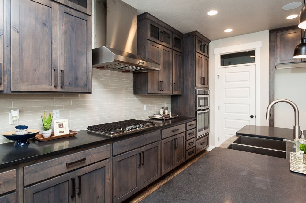 Kitchen featured in the Vincent - Two Story By EDGEhomes in Provo-Orem, UT