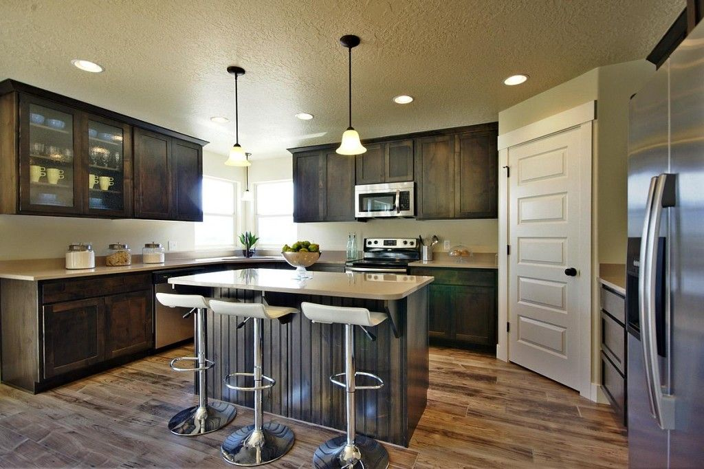 Kitchen featured in the Quincy - Two Story By EDGEhomes in Provo-Orem, UT