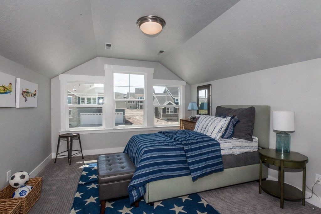 Bedroom featured in the Quincy - Two Story By EDGEhomes in Provo-Orem, UT