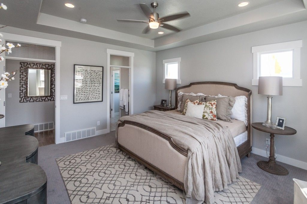 Bedroom featured in the Quincy - Two Story By EDGEhomes in Salt Lake City-Ogden, UT