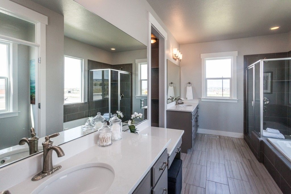 Bathroom featured in the Quincy - Two Story By EDGEhomes in Provo-Orem, UT