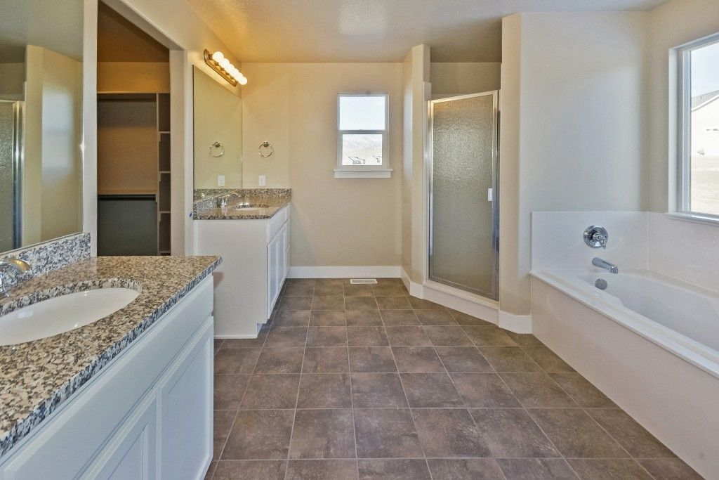 Bathroom featured in the Paisley - Rambler By EDGEhomes in Salt Lake City-Ogden, UT