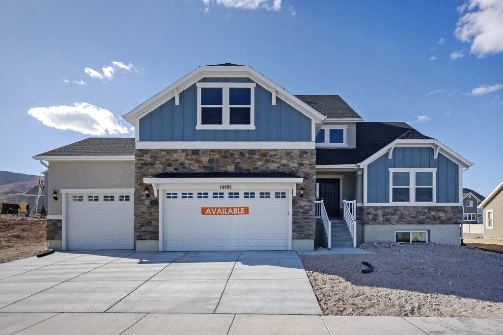 Exterior featured in the Orlando - Two Story By EDGEhomes in Provo-Orem, UT