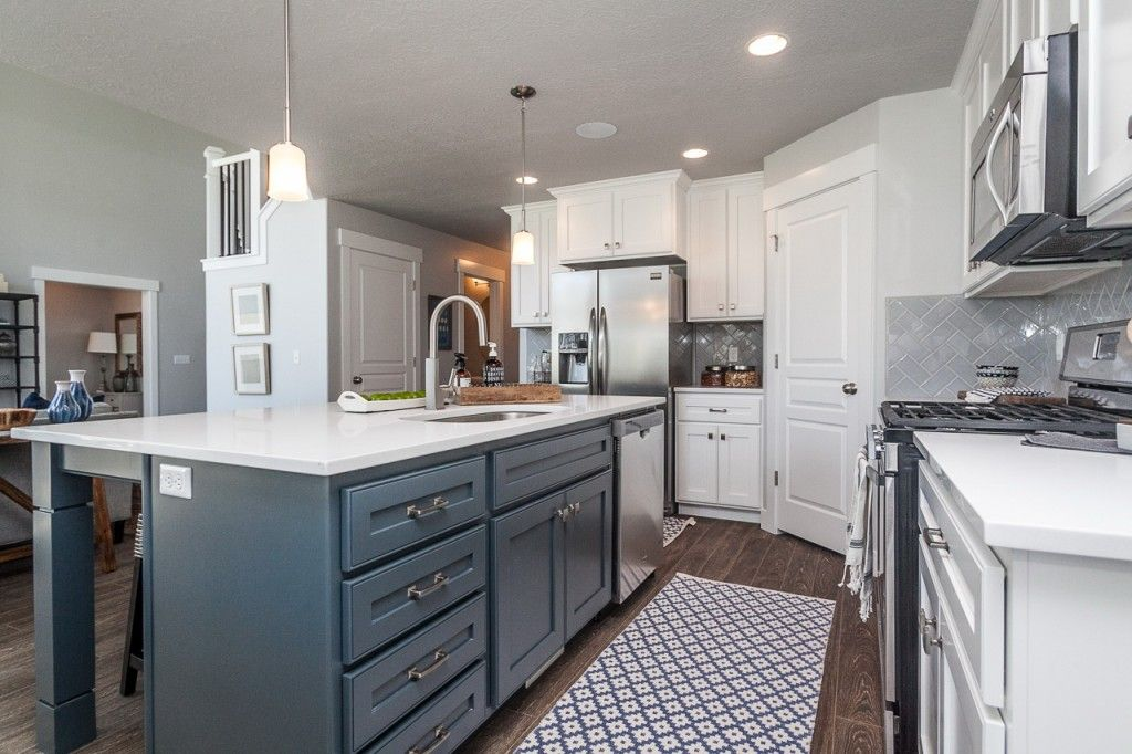 Kitchen featured in the Orlando - Two Story By EDGEhomes in Salt Lake City-Ogden, UT