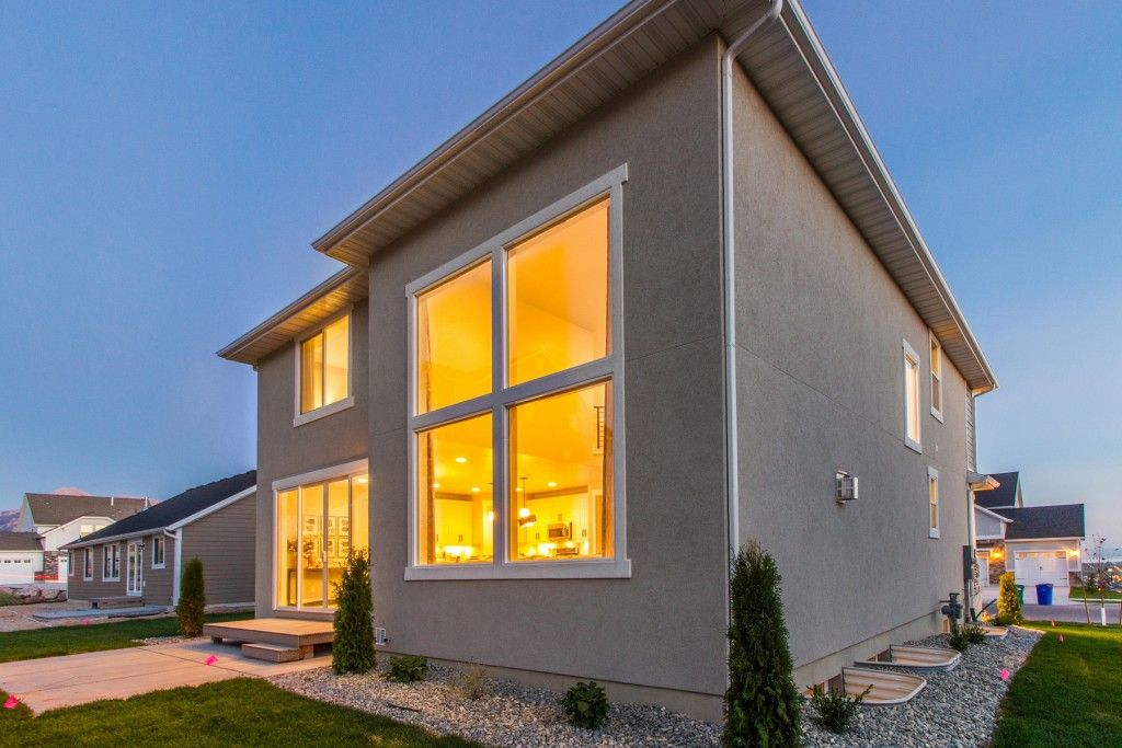 Exterior featured in the Nora - Two Story By EDGEhomes in Salt Lake City-Ogden, UT