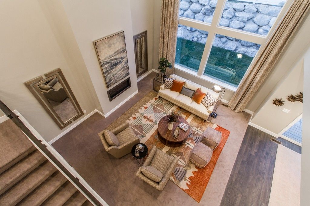 Living Area featured in the Nora - Two Story By EDGEhomes in Salt Lake City-Ogden, UT