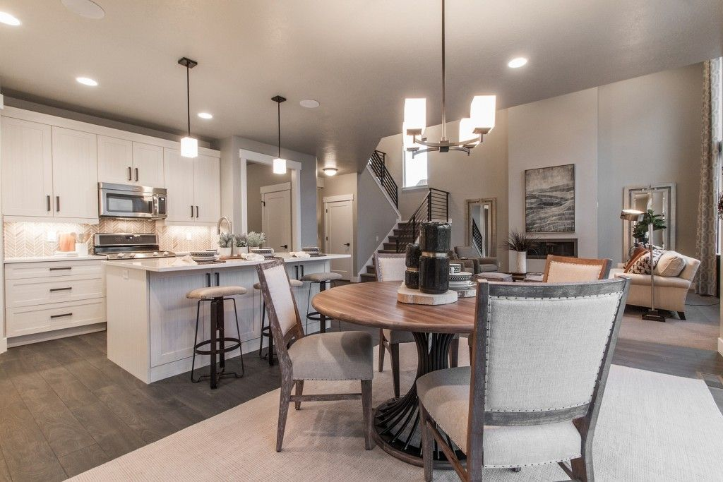 Kitchen featured in the Nora - Two Story By EDGEhomes in Salt Lake City-Ogden, UT