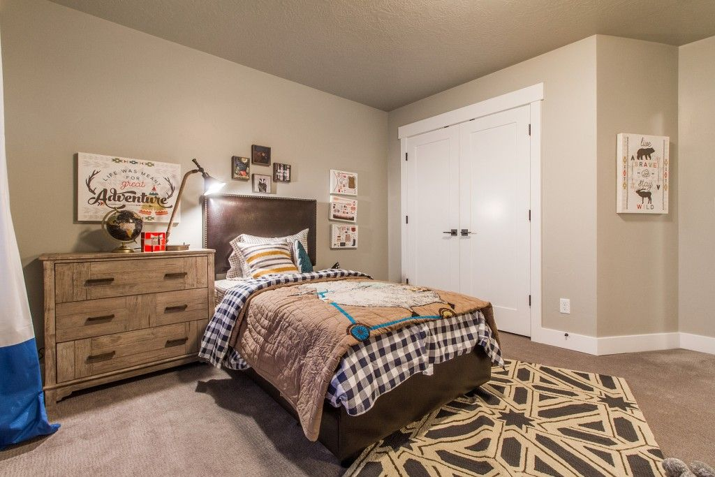 Bedroom featured in the Nora - Two Story By EDGEhomes in Salt Lake City-Ogden, UT