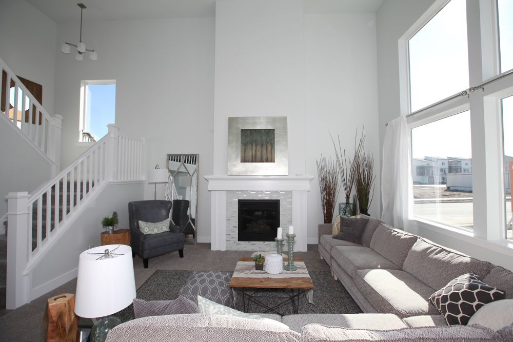 Living Area featured in the Nathan - Two Story By EDGEhomes in Salt Lake City-Ogden, UT