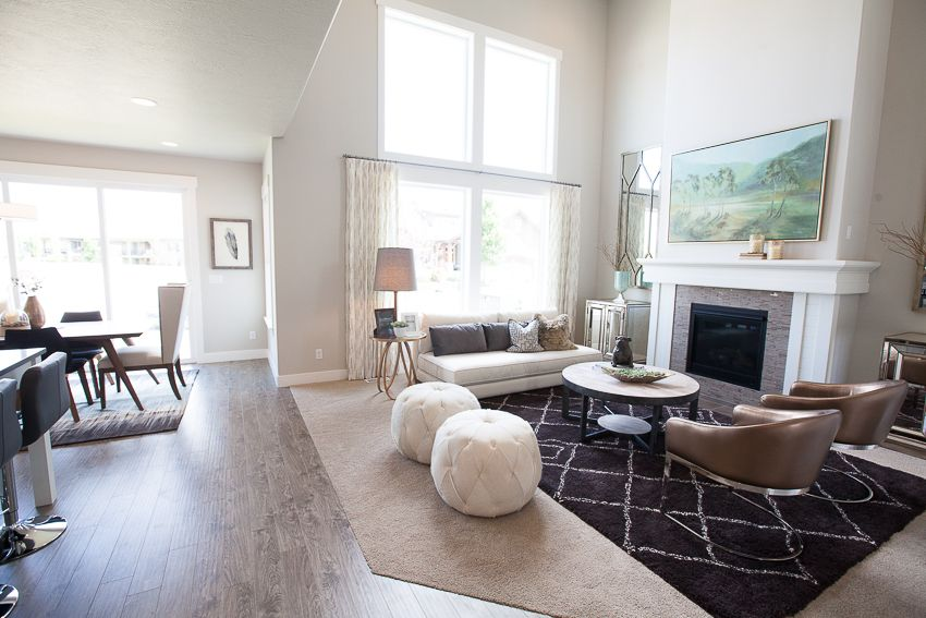 Living Area featured in the Morgan - Two Story By EDGEhomes in Provo-Orem, UT