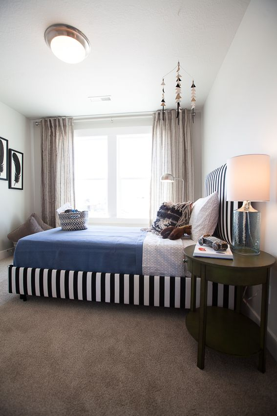 Bedroom featured in the Morgan - Two Story By EDGEhomes in Provo-Orem, UT