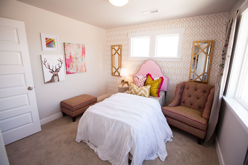 Bedroom featured in the Morgan - Two Story By EDGEhomes in Salt Lake City-Ogden, UT