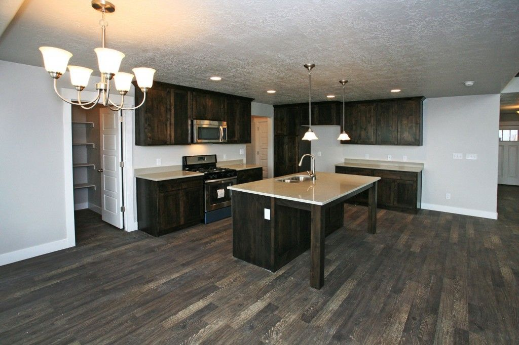 Kitchen featured in the Morgan - Two Story By EDGEhomes in Provo-Orem, UT
