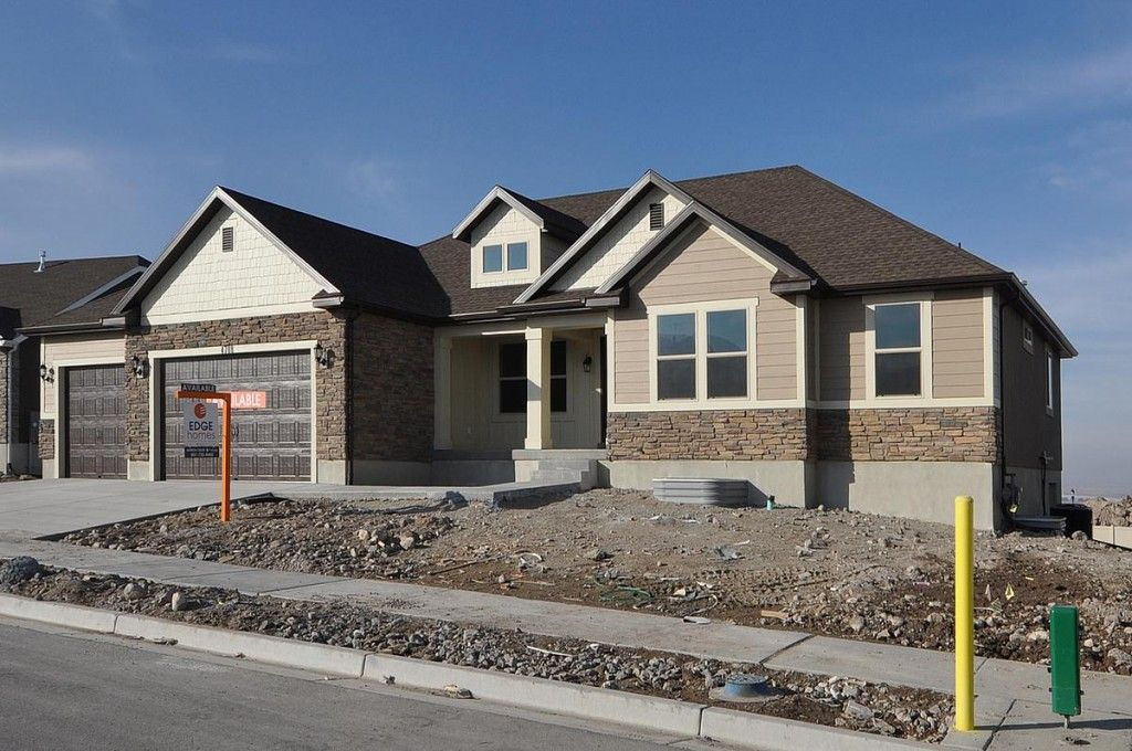 Exterior featured in the Katrina - Rambler By EDGEhomes in Provo-Orem, UT