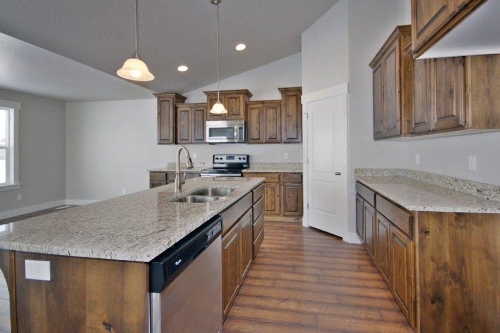 Kitchen featured in the Katrina - Rambler By EDGEhomes in Salt Lake City-Ogden, UT