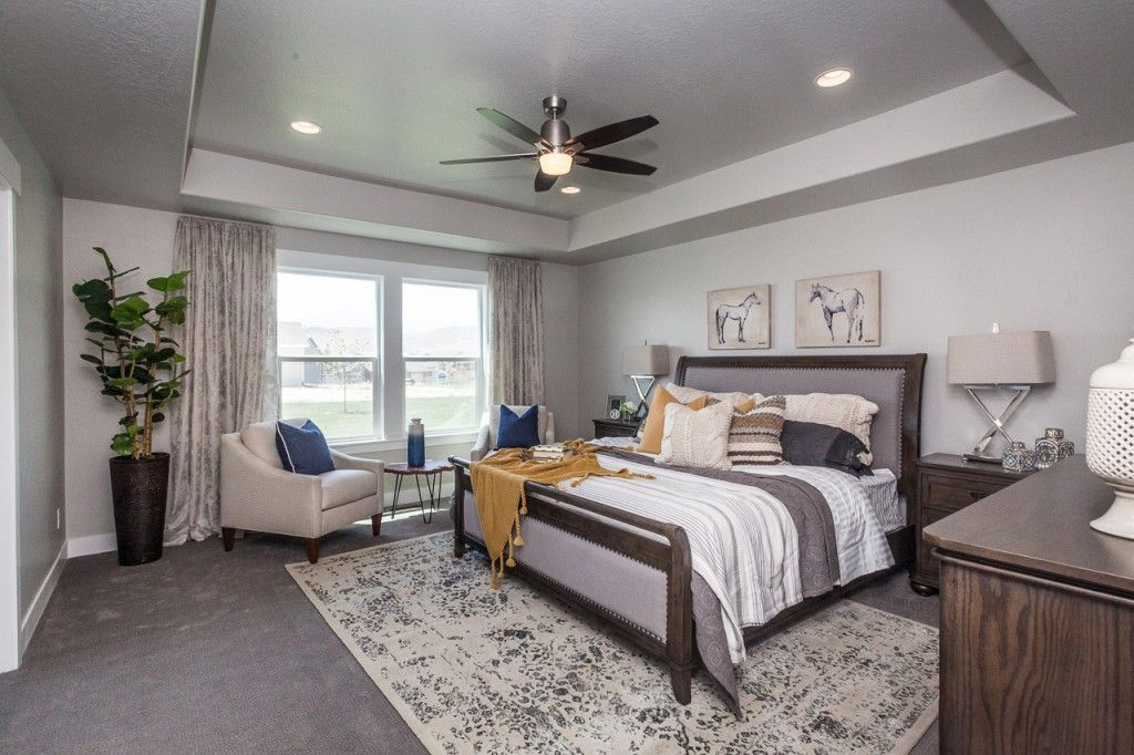 Bedroom featured in the Katrina - Rambler By EDGEhomes in Salt Lake City-Ogden, UT