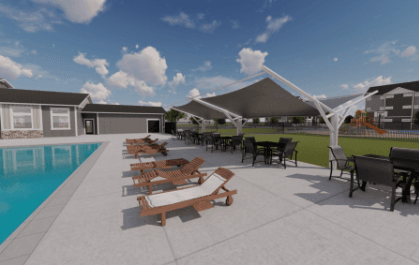 'Lakefront at Vineyard Town Center' by EDGEhomes in Provo-Orem