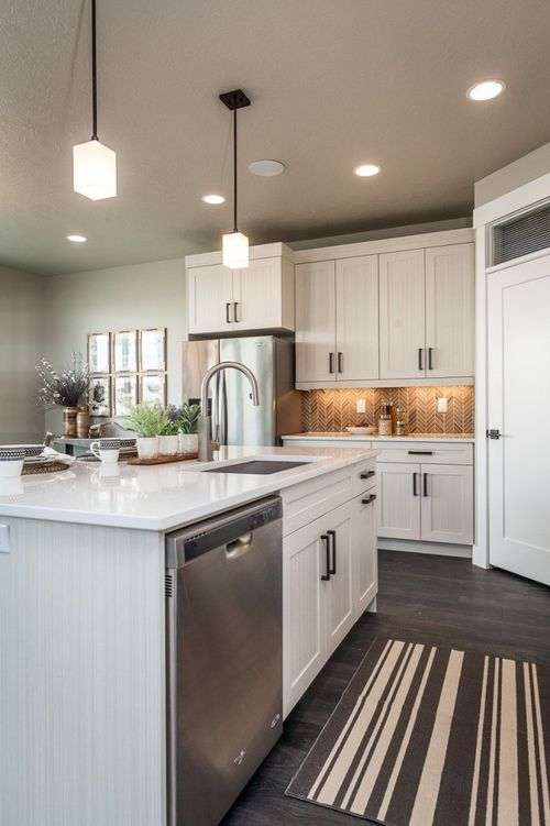 Kitchen-in-Nora - Two Story-at-The Exchange-in-Lehi