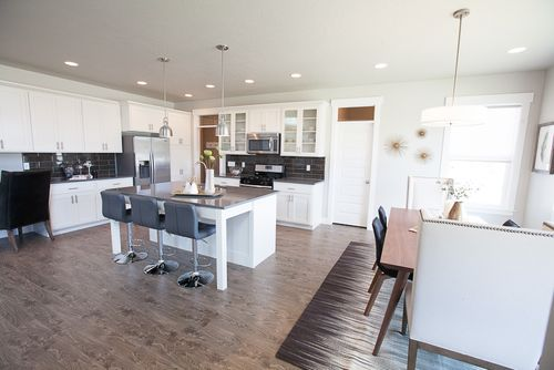 Kitchen-in-Morgan - Two Story-at-Quailhill-in-Saratoga Springs